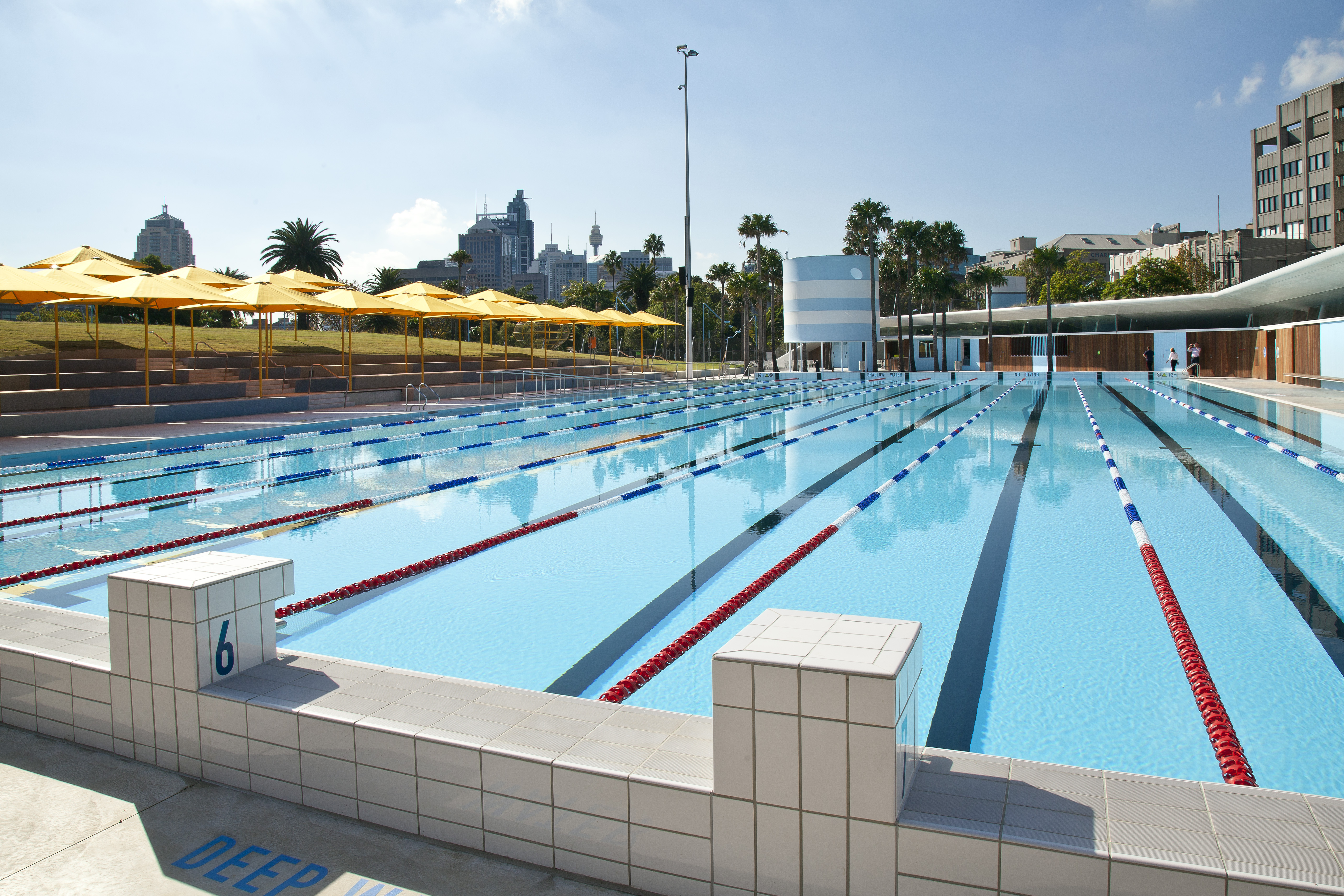 Macquarie university sports and aquatic centre air conditioning installation for Macquarie university swimming pool